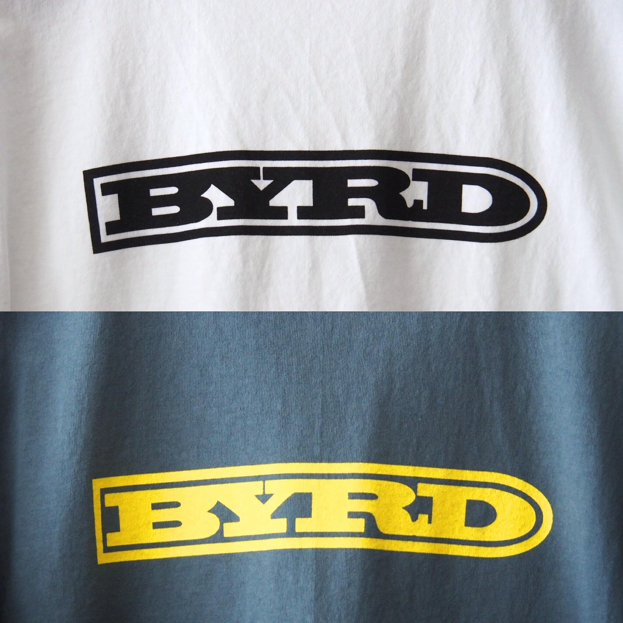N.O.UN BYRD Tee S/Sのご紹介です
