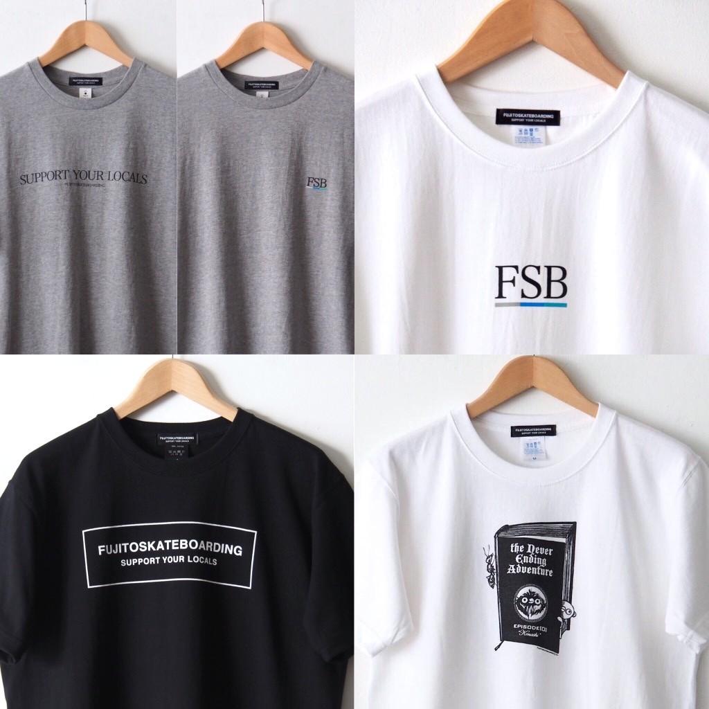 オススメのFSBのTシャツをご紹介します