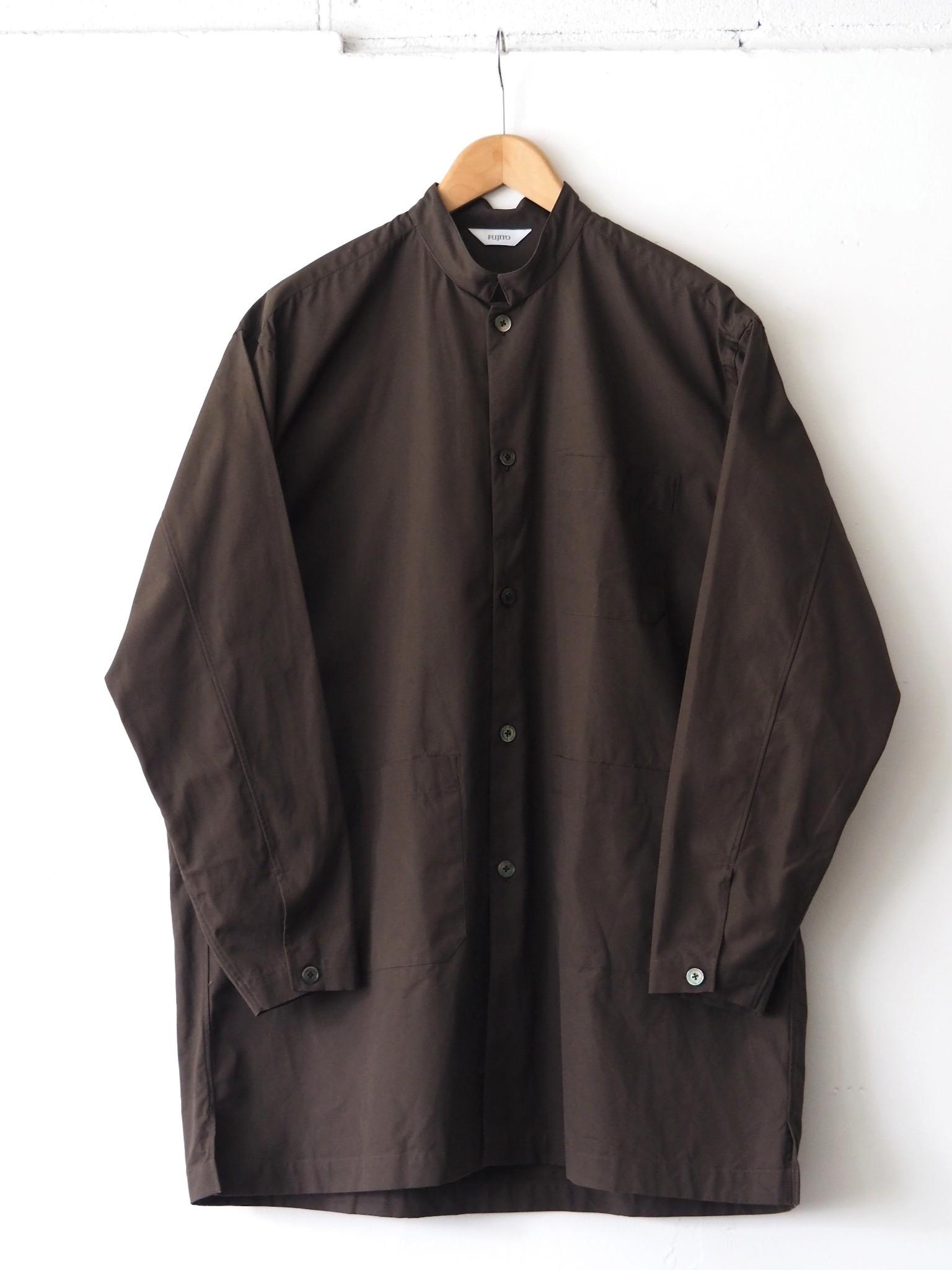 FUJITO Shirt Coatのご紹介です