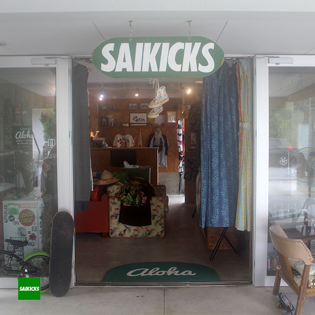 SAIKICKS AUGUST SACOCHE PRESENT