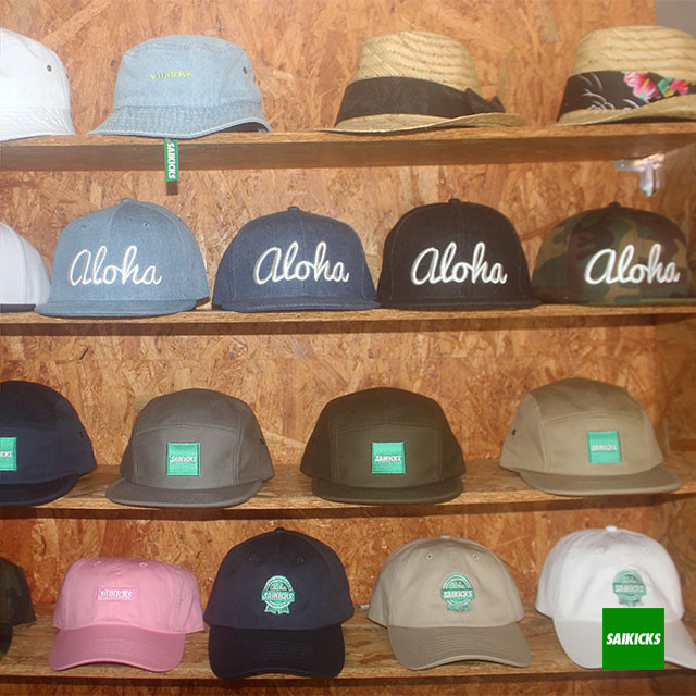 SAIKICKS CAP & HATS