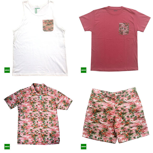 SAIKICKS FLAMINGO COLLECTION