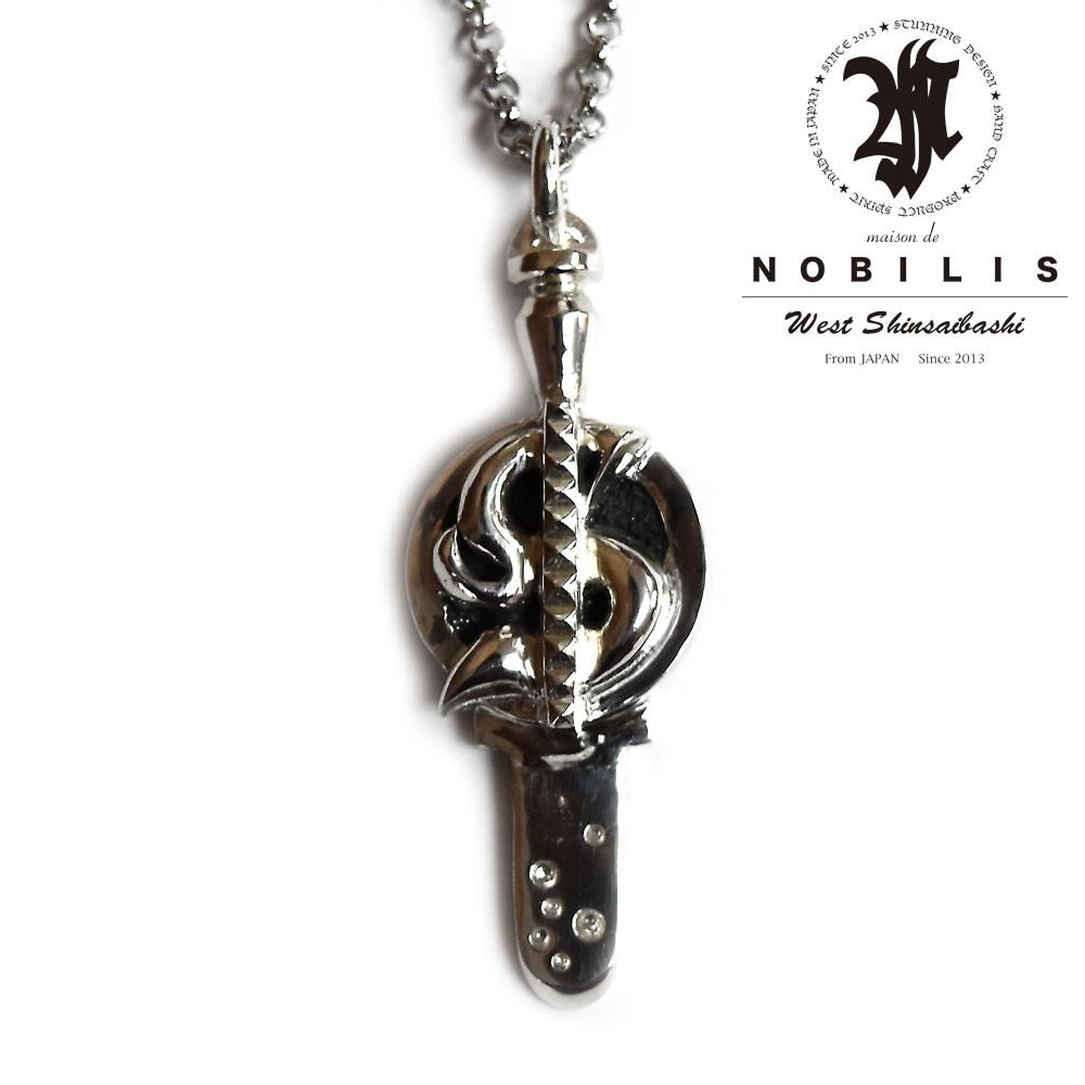 今年様々なブランドから出ている鍵モチーフ、NOBILISはカルチャー要素満載のキーネックレス!