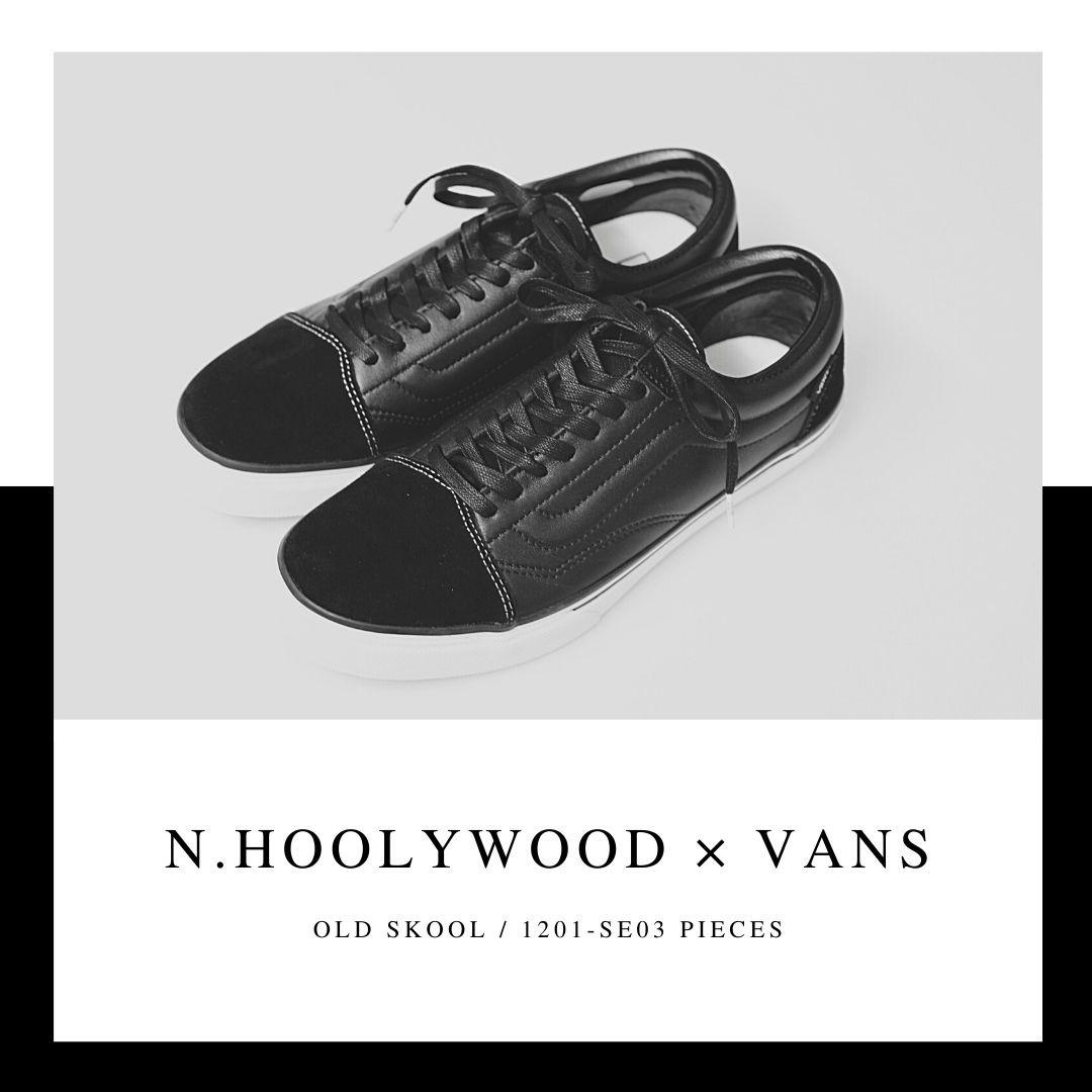 N.HOOLYWOOD × VANS