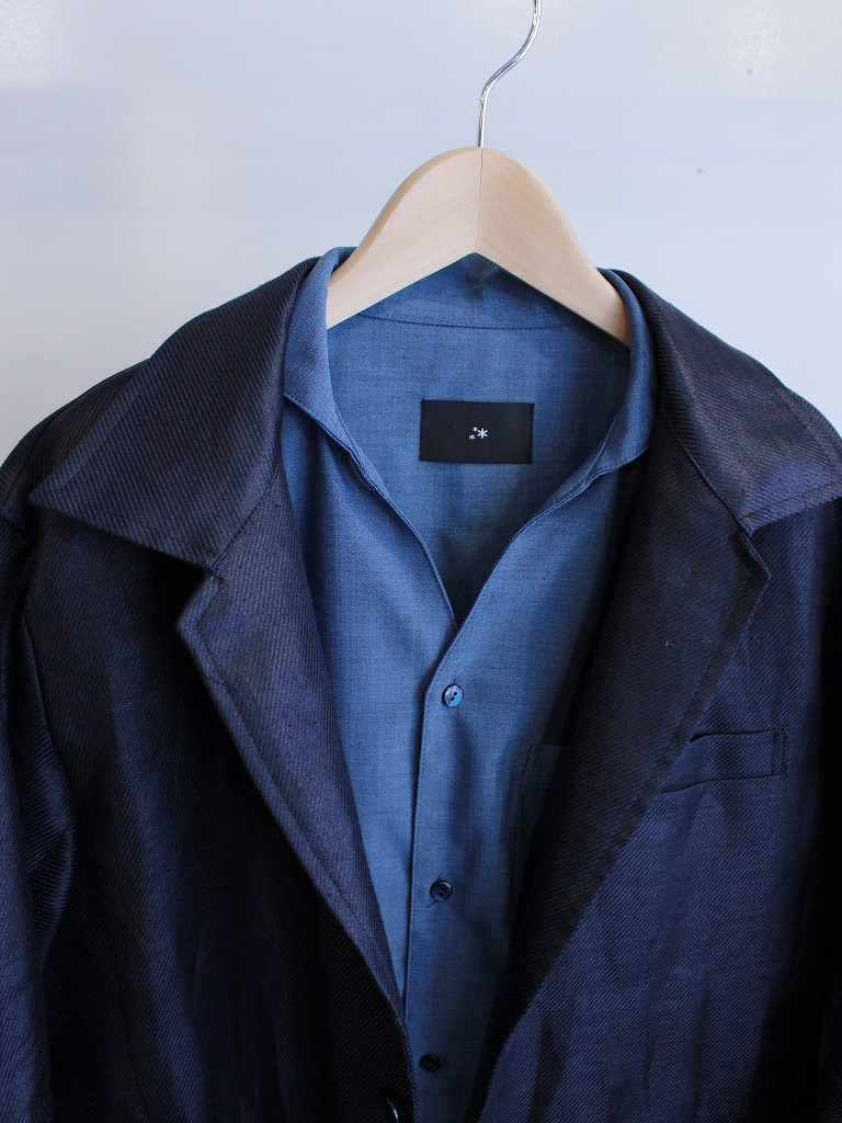 VINTAGE KERSEY / TWILL/ CHAMBRAY ATELIER COAT
