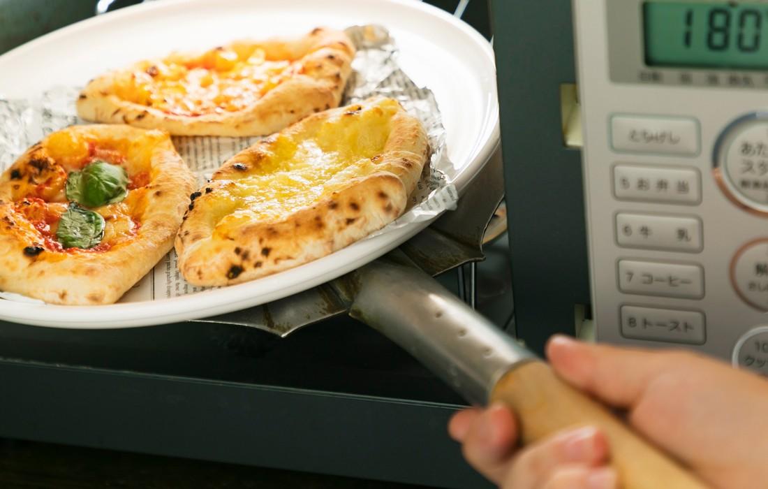 Q&A|冷凍ピザの温め方・調理方法