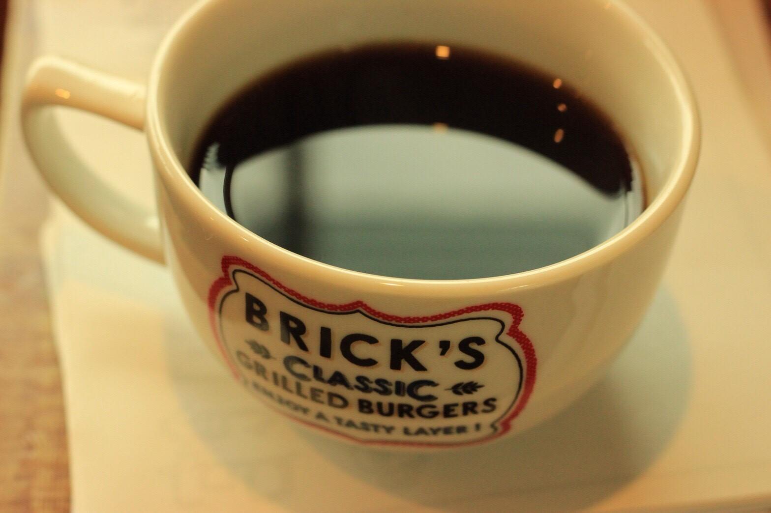 コーヒーカップの秘密