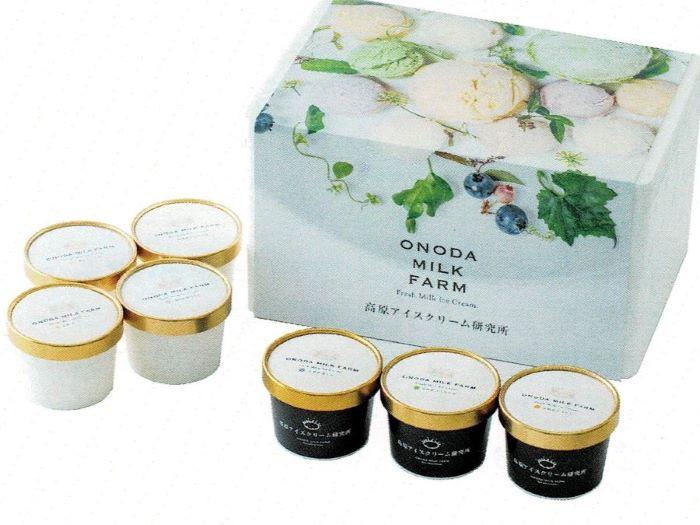 高原アイスクリーム研究所のカップアイスは、電子レンジでチンすると美味しさがアップします。