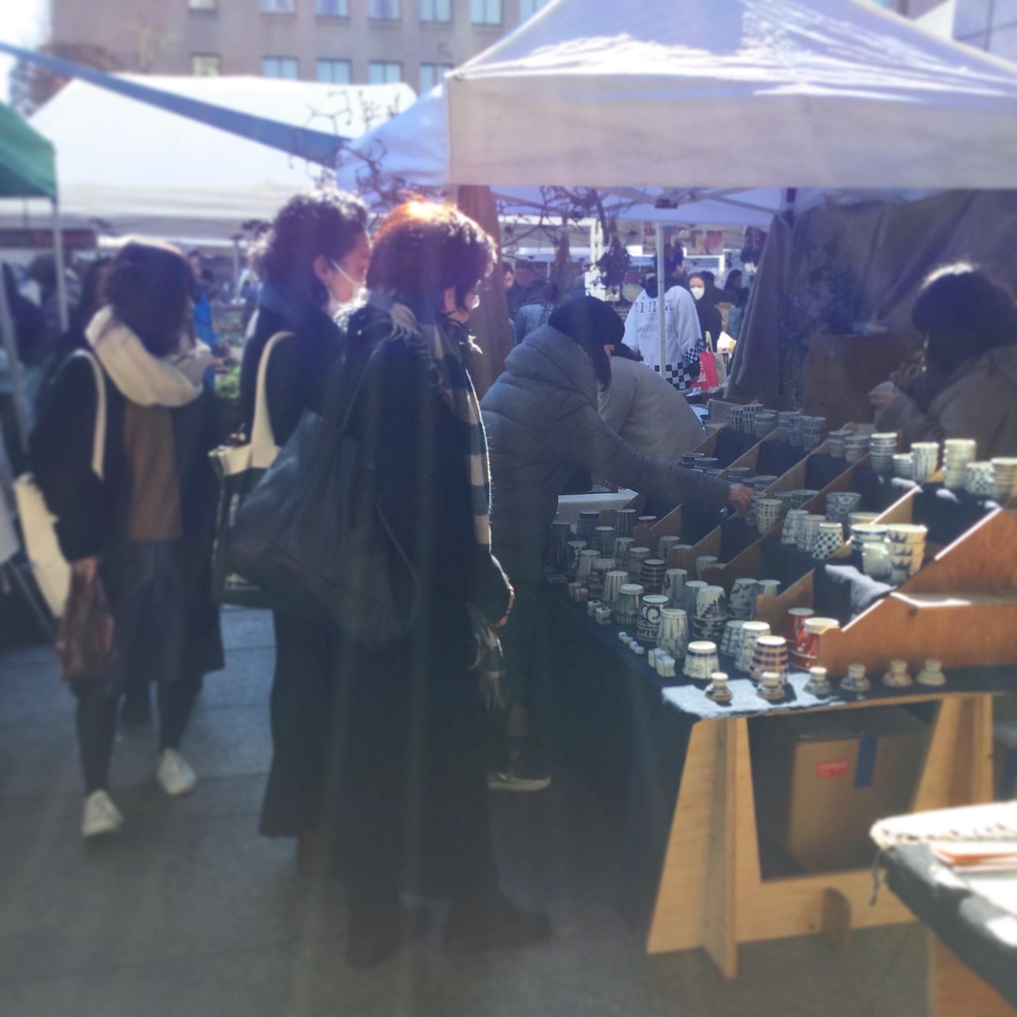 青山ファーマーズマーケット  2017