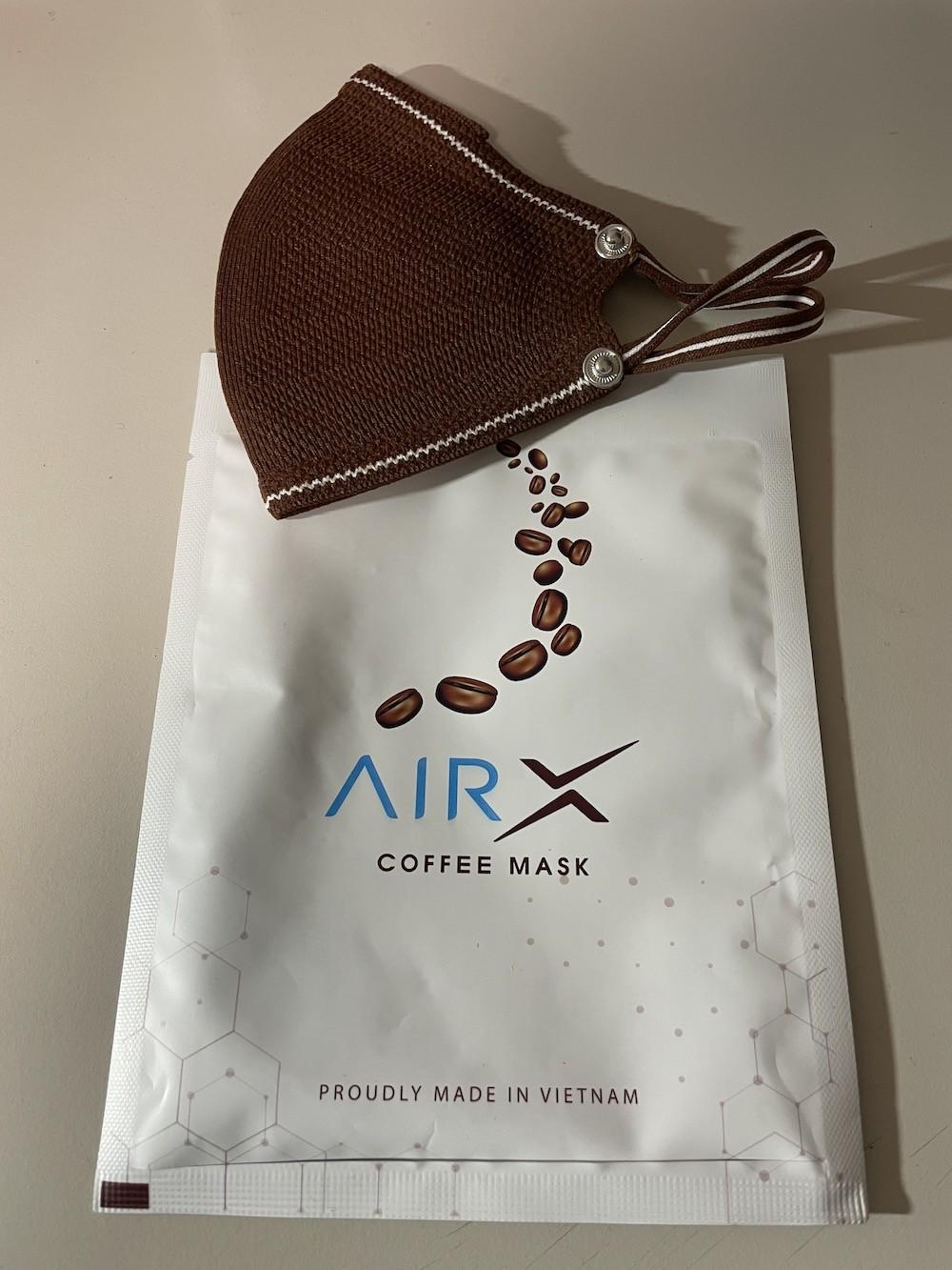 コーヒーマスク