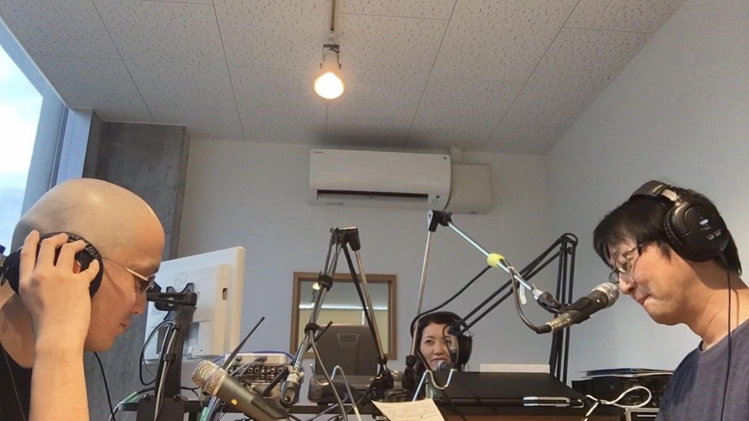 8月2日第32回FMラジオ番組音楽三昧、芸術三昧のお知らせ