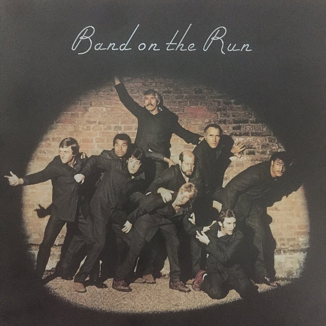 Paul McCartney 「BAND ON THE RUN」