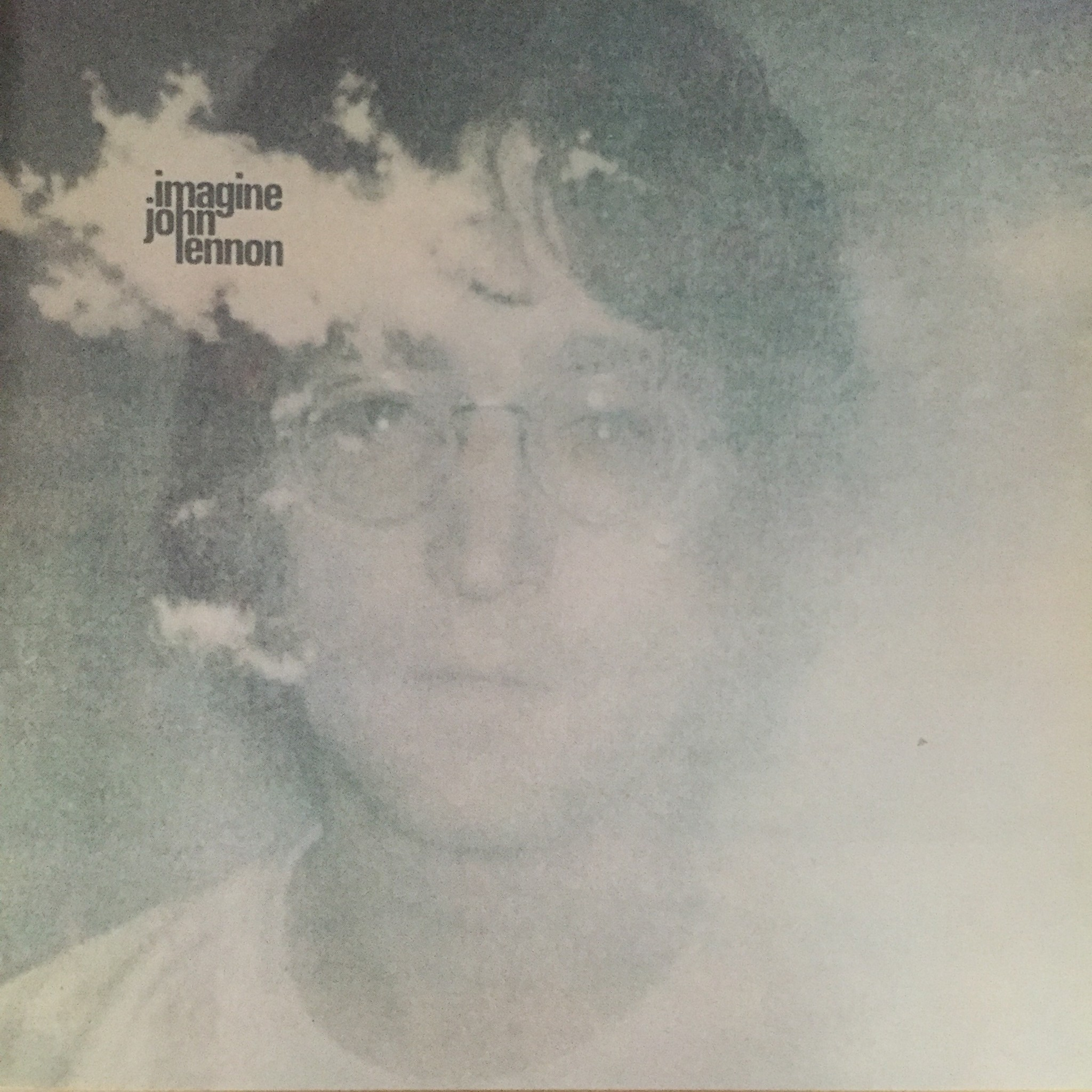 JOHN LENNON 「 GIMME SOME TRUTH」