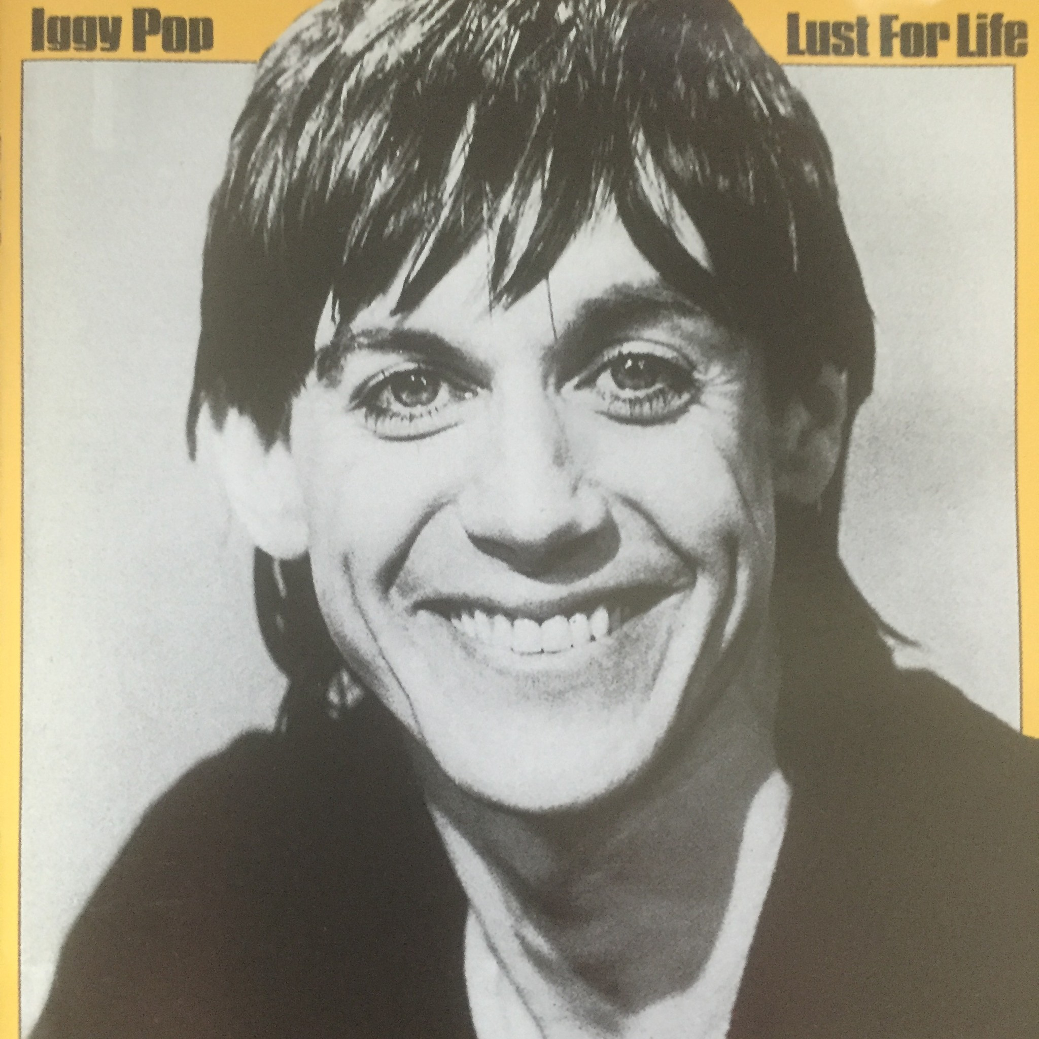 IGGY POP 「LUST FOR LIFE」「SOME WEIR」「THE PASSENGER」