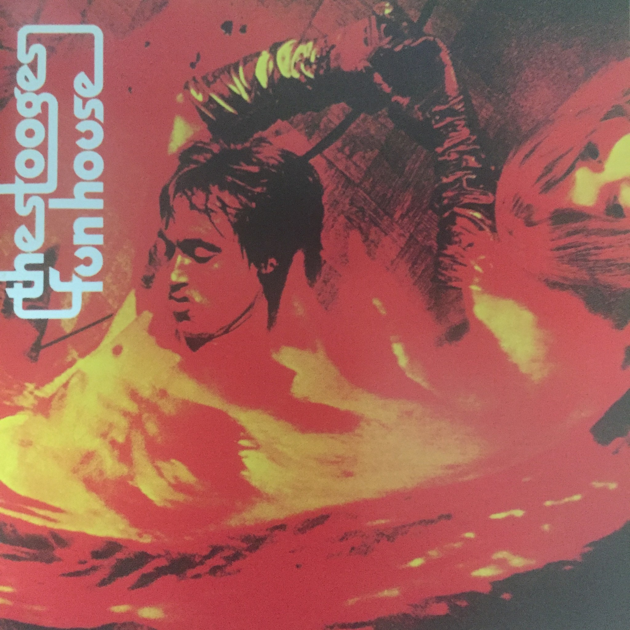 IGGY POP AND THE STOOGES 「down on the street」