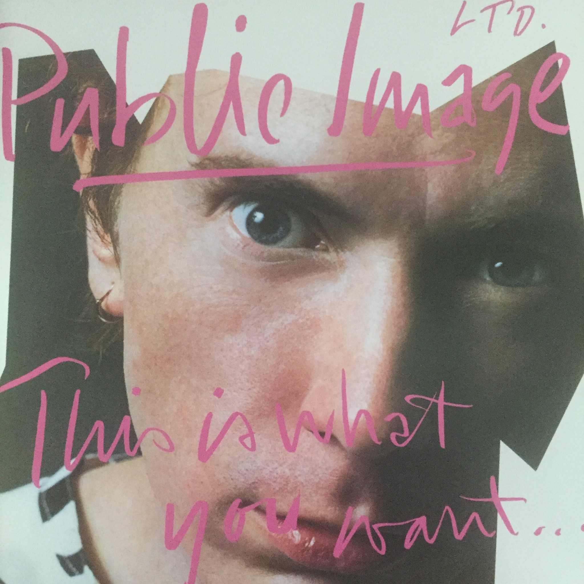 PUBLIC IMAGE LIMITED 「THIS IS NOT A LOVE SONG」