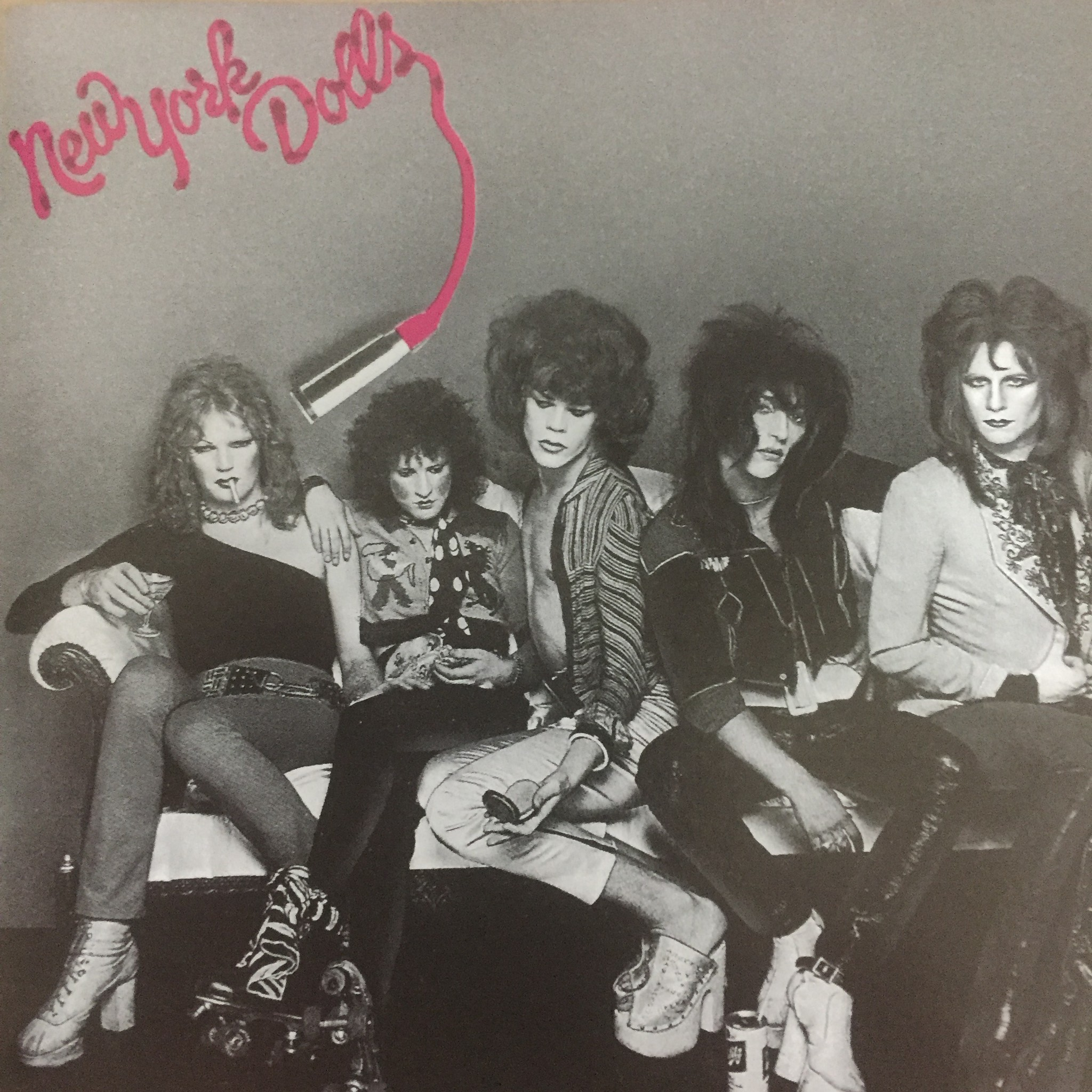 NEW YORK DOLLS 「JET BOY」