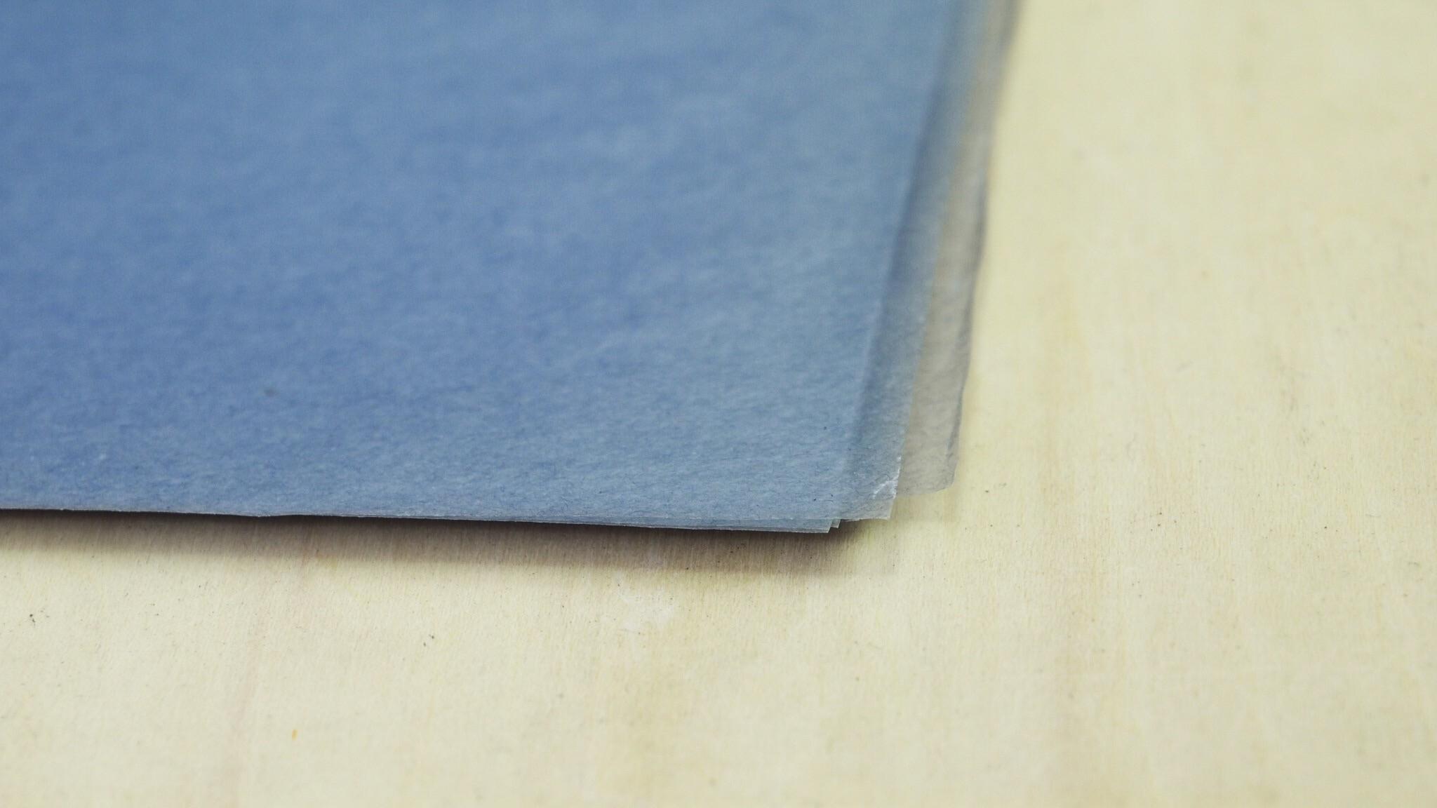製造元原紙生紙変更のお知らせ