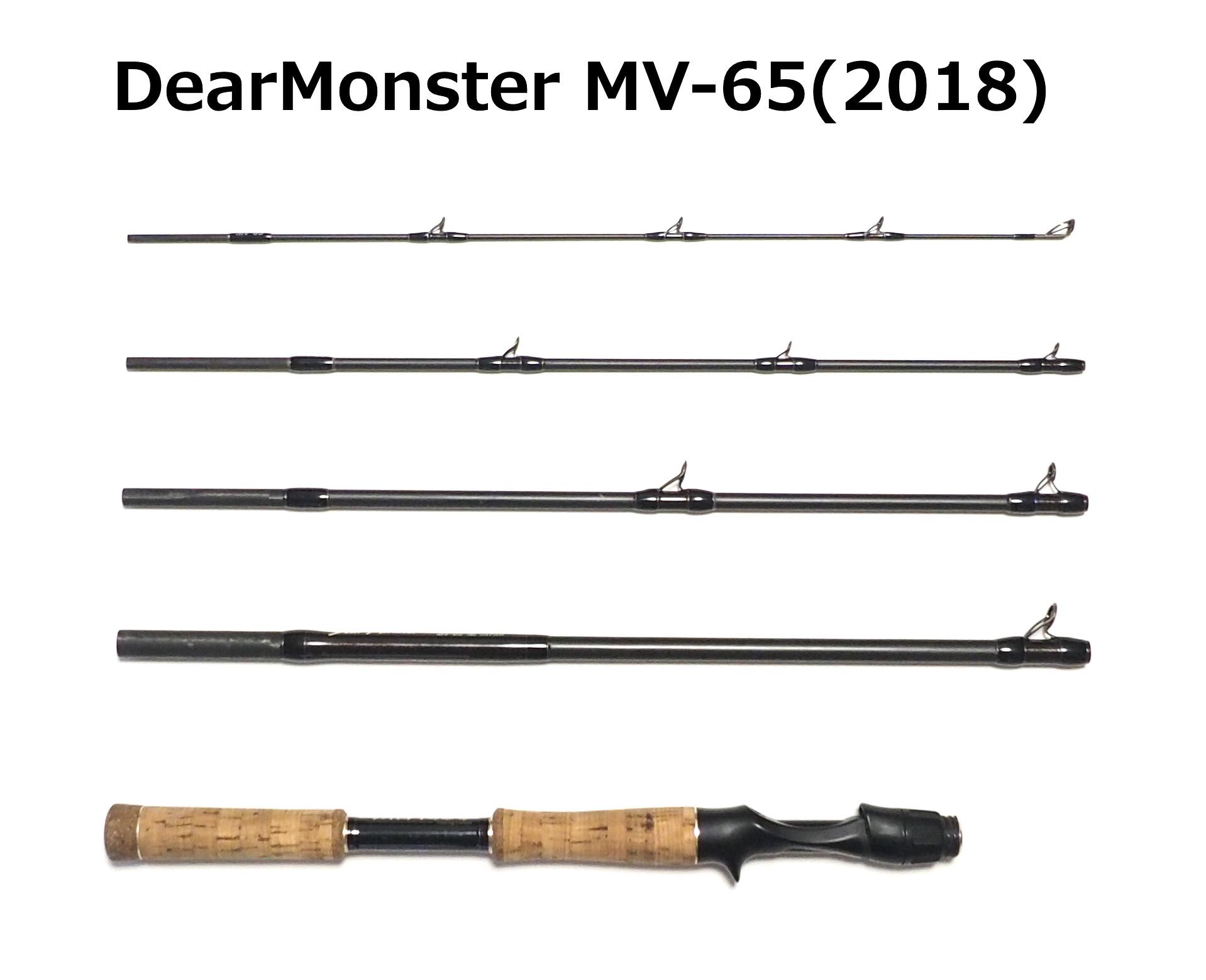 DearMonster MV-65、55のマイナーチェンジ、MX-8+、MX-7Sの予約開始します!
