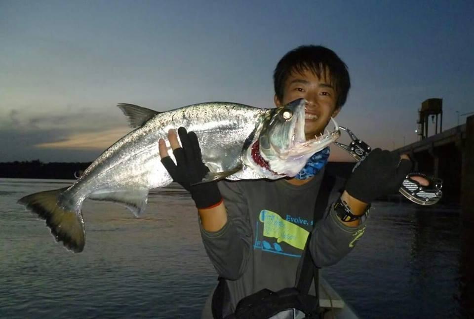 釣果報告〜MX−7編