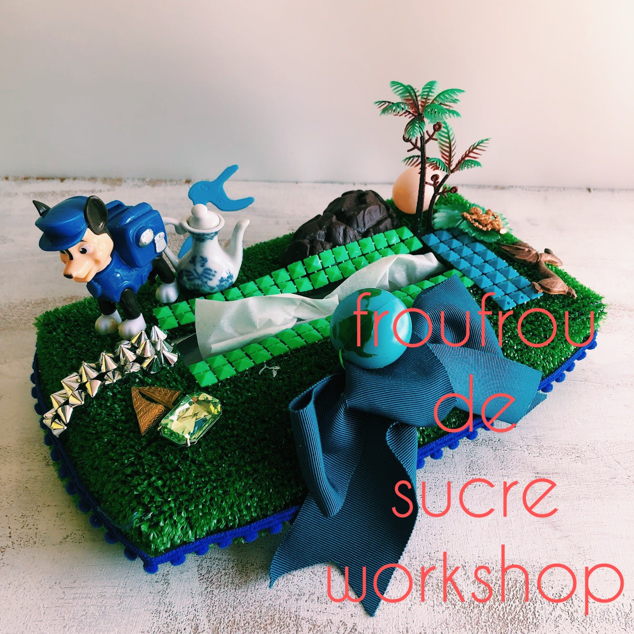 ★FrouFrou de Sucre workshop★