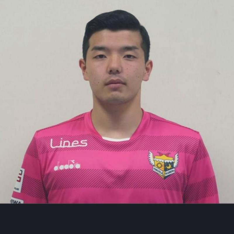 新規サポート契約選手:山口友輔