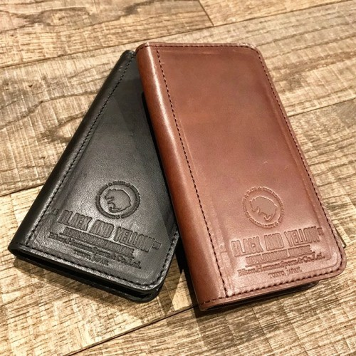 RATS 18SS LEATHER iPhone CASE発売開始