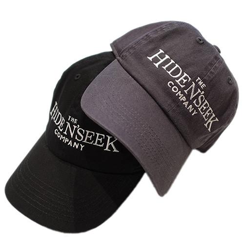 HIDEANDSEEK 20AW THE HS COMPANY CAP発売開始