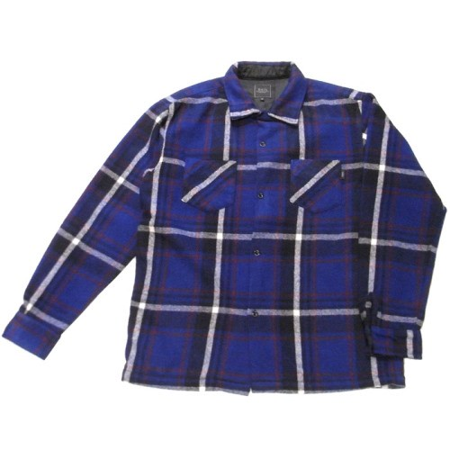 RATS 18AW BLUE CHECK WOOL SHIRT発売開始