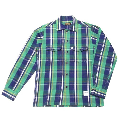SEVENTY FOUR 18FW  FLANNEL CLASSIC BOX SHIRT発売開始