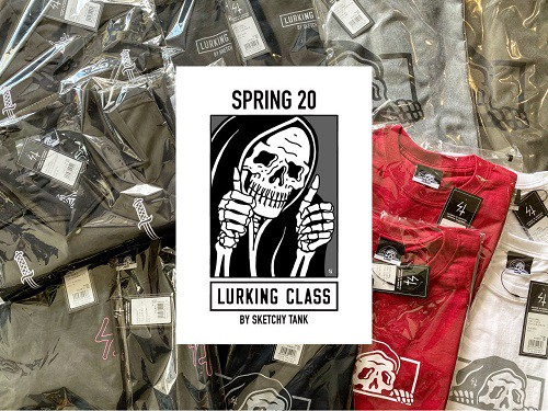 LURKING CLASS 2020 SPRING 2.28 DELIVERY START!!