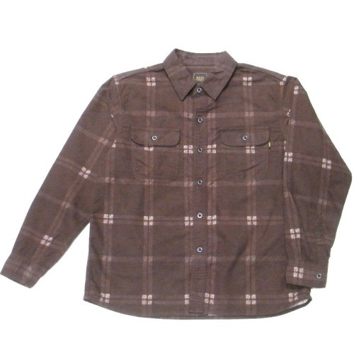 RATS 18AW COTTON CHECK PRINT FLANNEL SHIRT発売開始