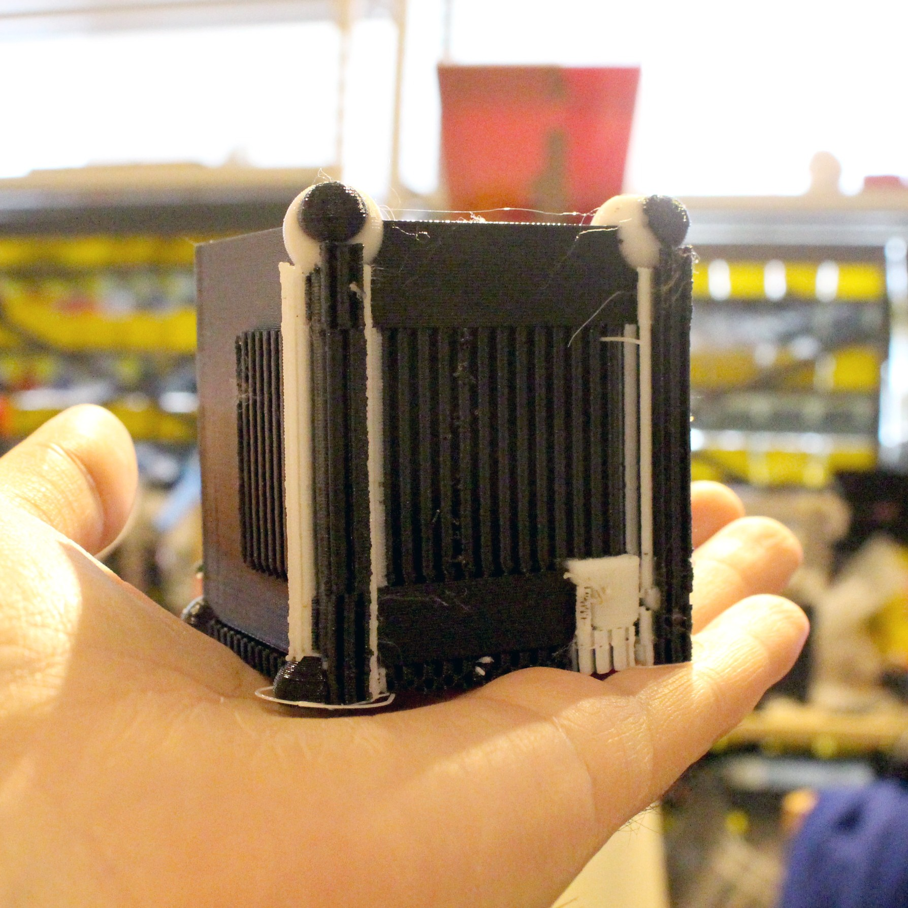 Lepton2デュアル 3Dプリンターが遂にツールスイッチシステムを搭載!