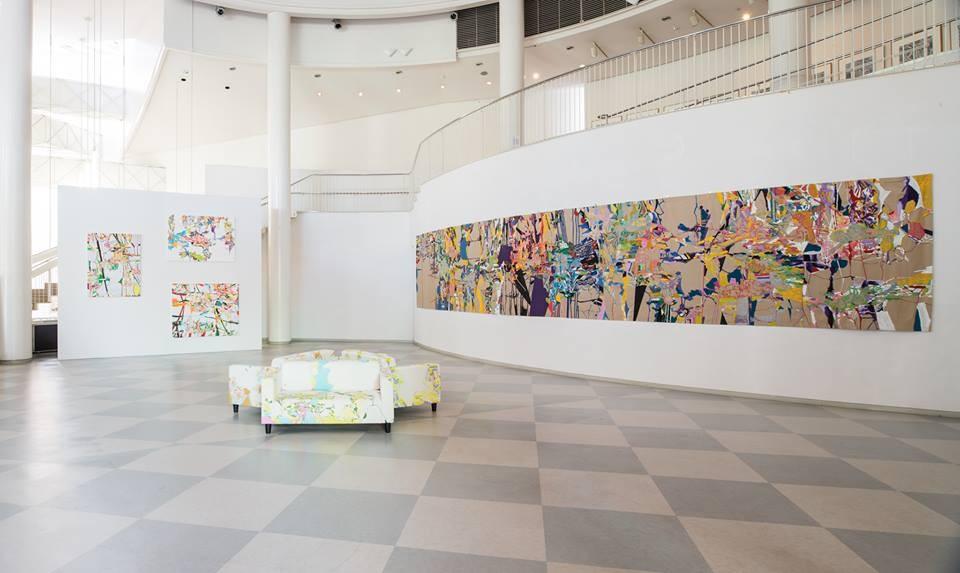 「マイホーム ユアホーム」@芦屋市立美術博物館 田岡和也 | TAOKA Kazuya 展示風景
