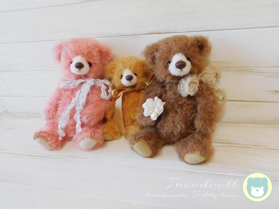 Yoshimi.Bear☆さんの新作が入荷しました☆