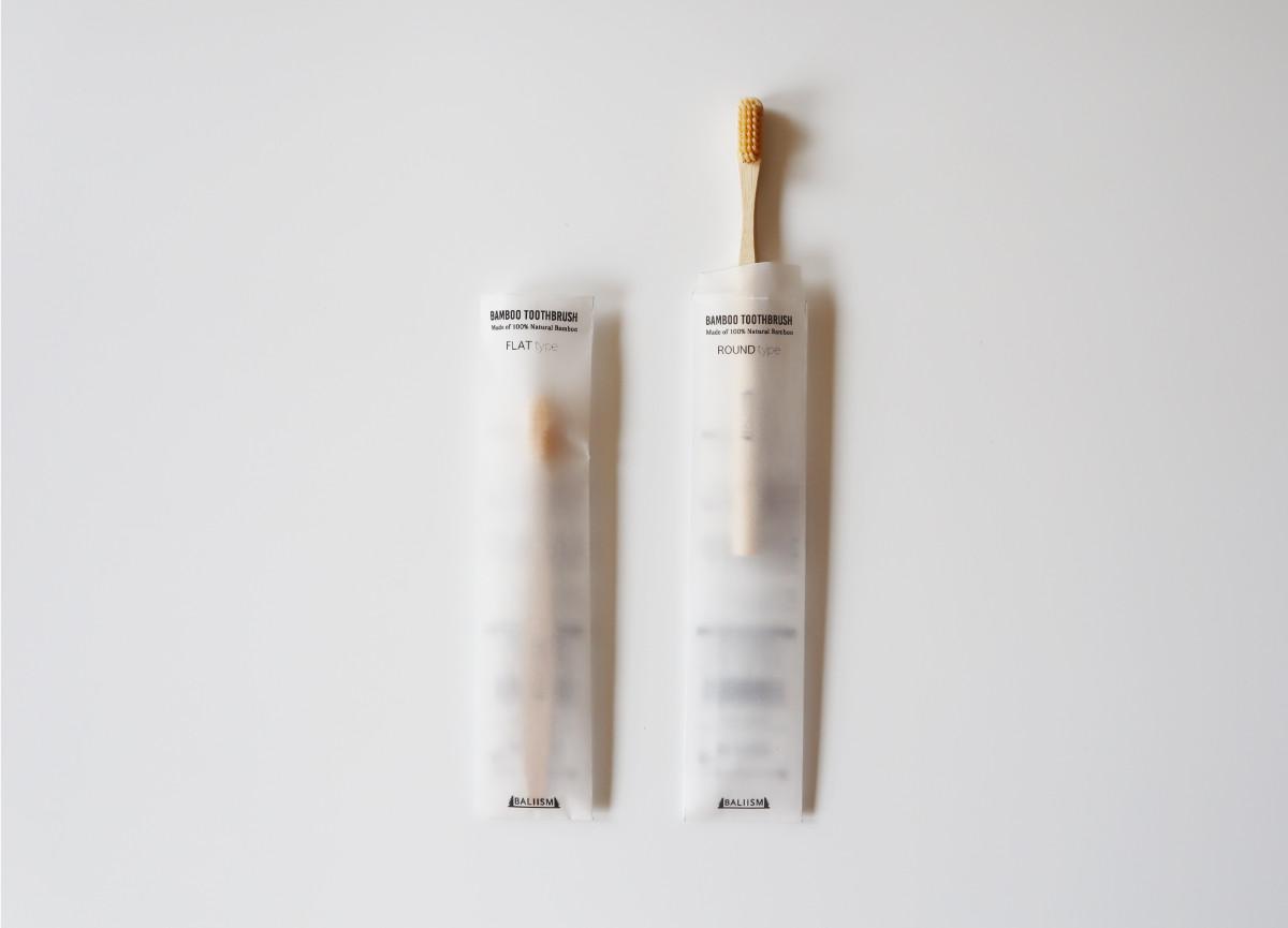 竹歯ブラシのパッケージがより環境に配慮したものにリニューアル!