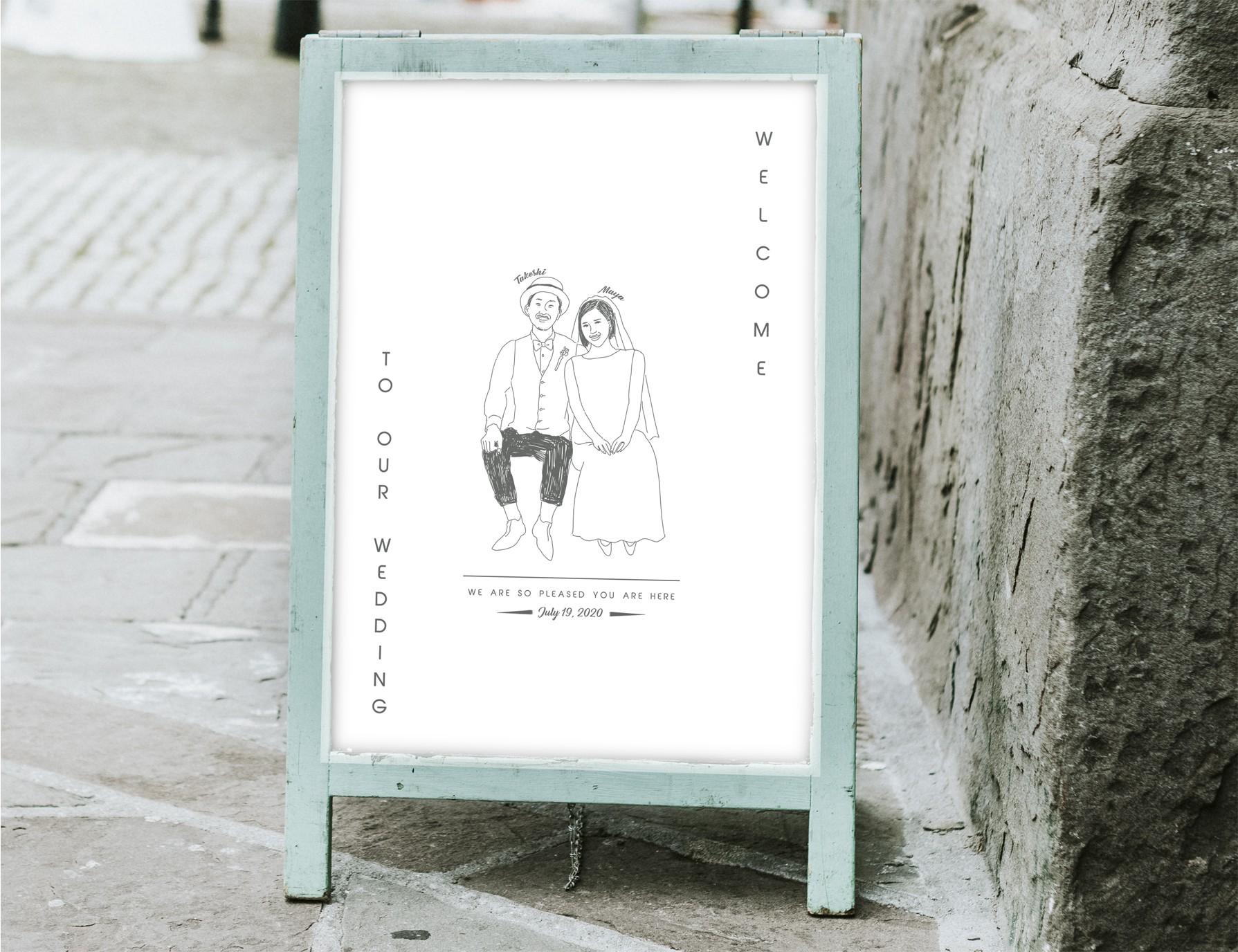 【5/22更新!】「おとなの似顔絵」に新シリーズが追加!