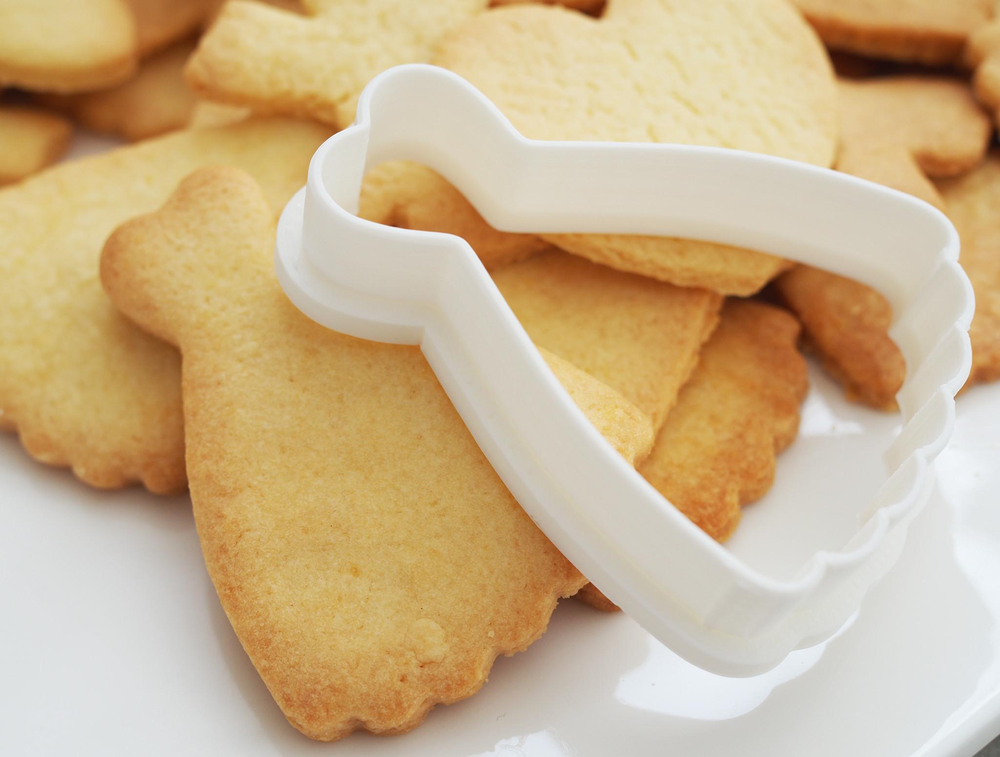 3Dプリンタで造るクッキー抜型に最適な材料は⁉
