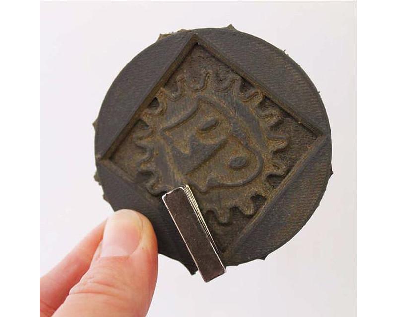 錆びる高磁性フィラメント『Rustable Magnetic Iron』販売開始のお知らせ