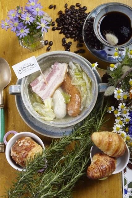 THE PORK SHOPお料理レシピ