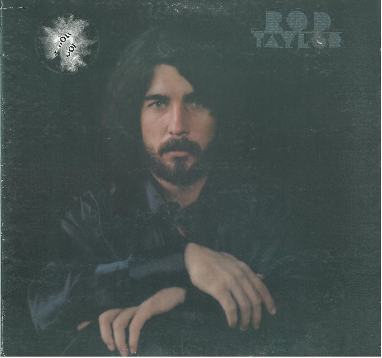 名盤紹介 (その1) ROD TAYLOR / Asylum Records SD5062