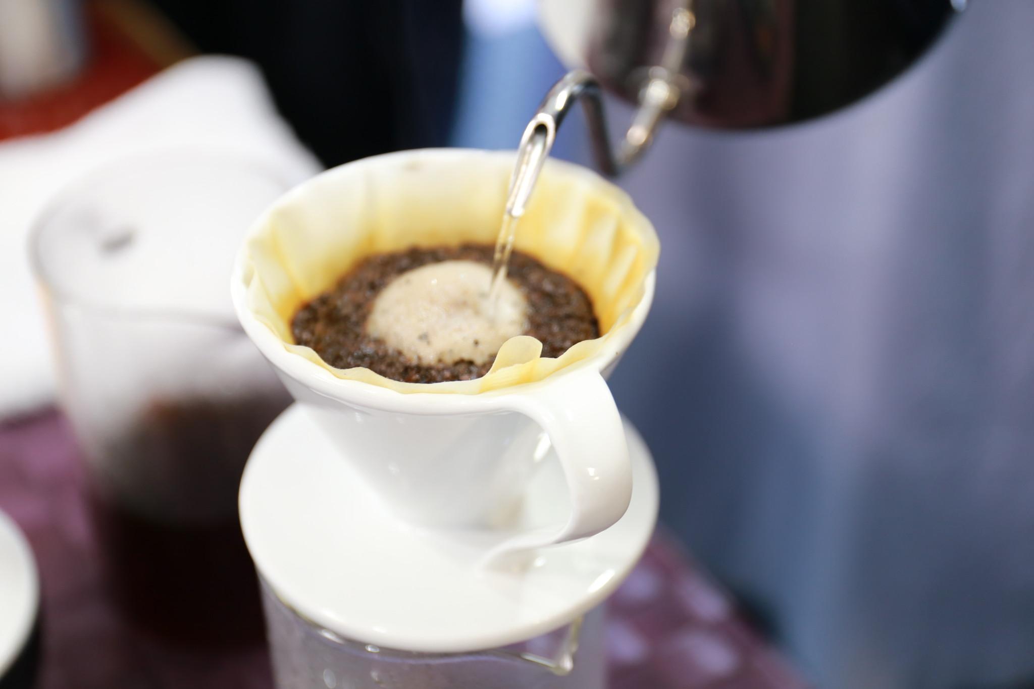 コーヒー専門家直伝!美味しいハンドドリップコーヒーの淹れ方をご紹介