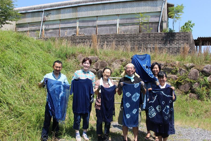 藍は人類と地球を救う!