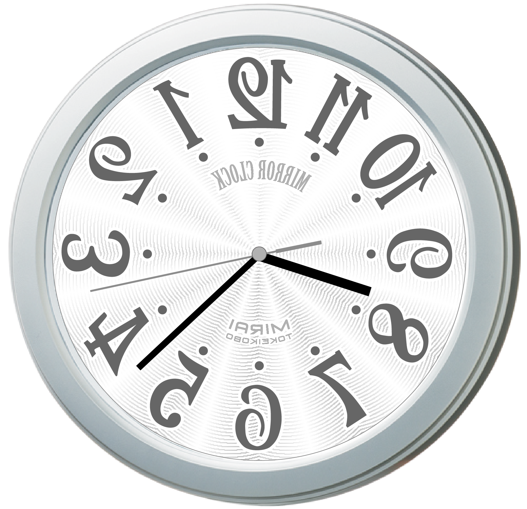 オーダー時計のデザイン案です