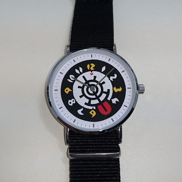 ARAKI氏デザインによる腕時計