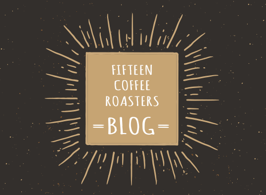 FIFTEEN COFFEE ROASTERSのブログ