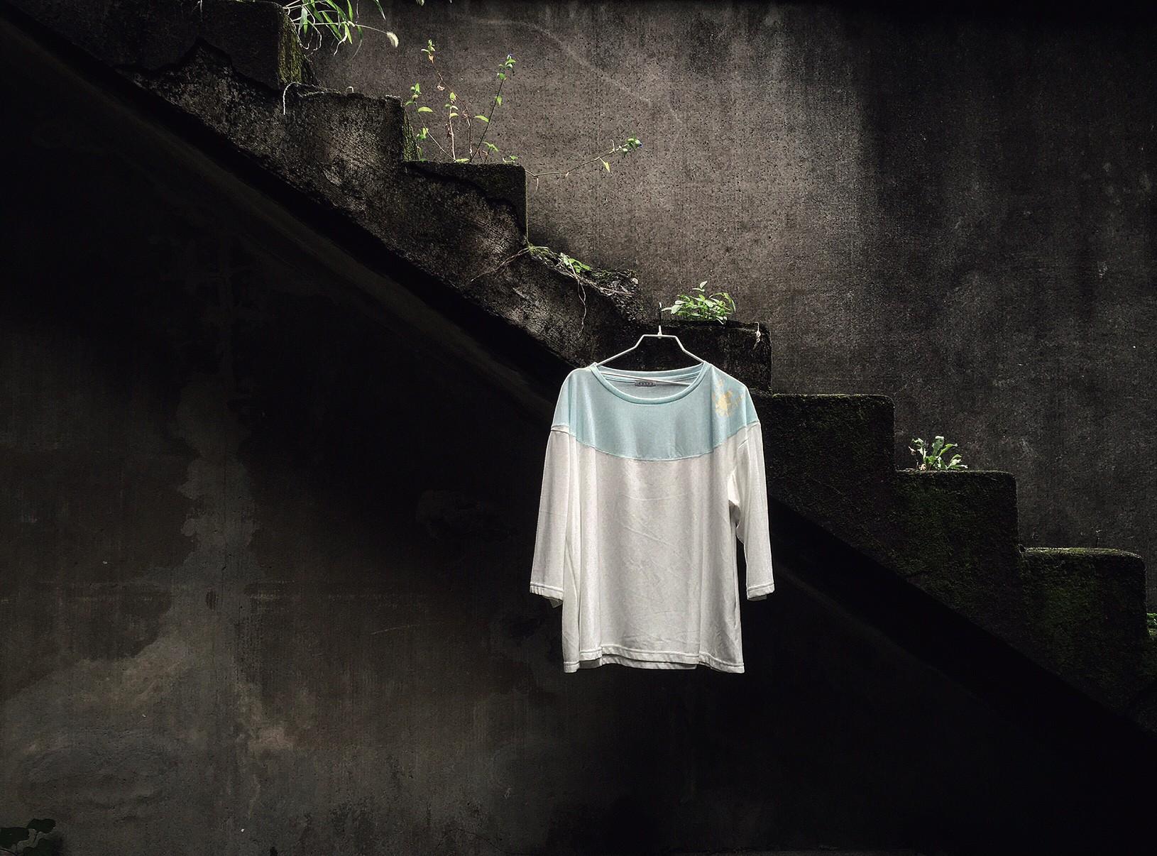 haTha×オニィコラボ7部袖Tシャツ 新色