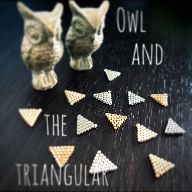 Owl and the triangular: