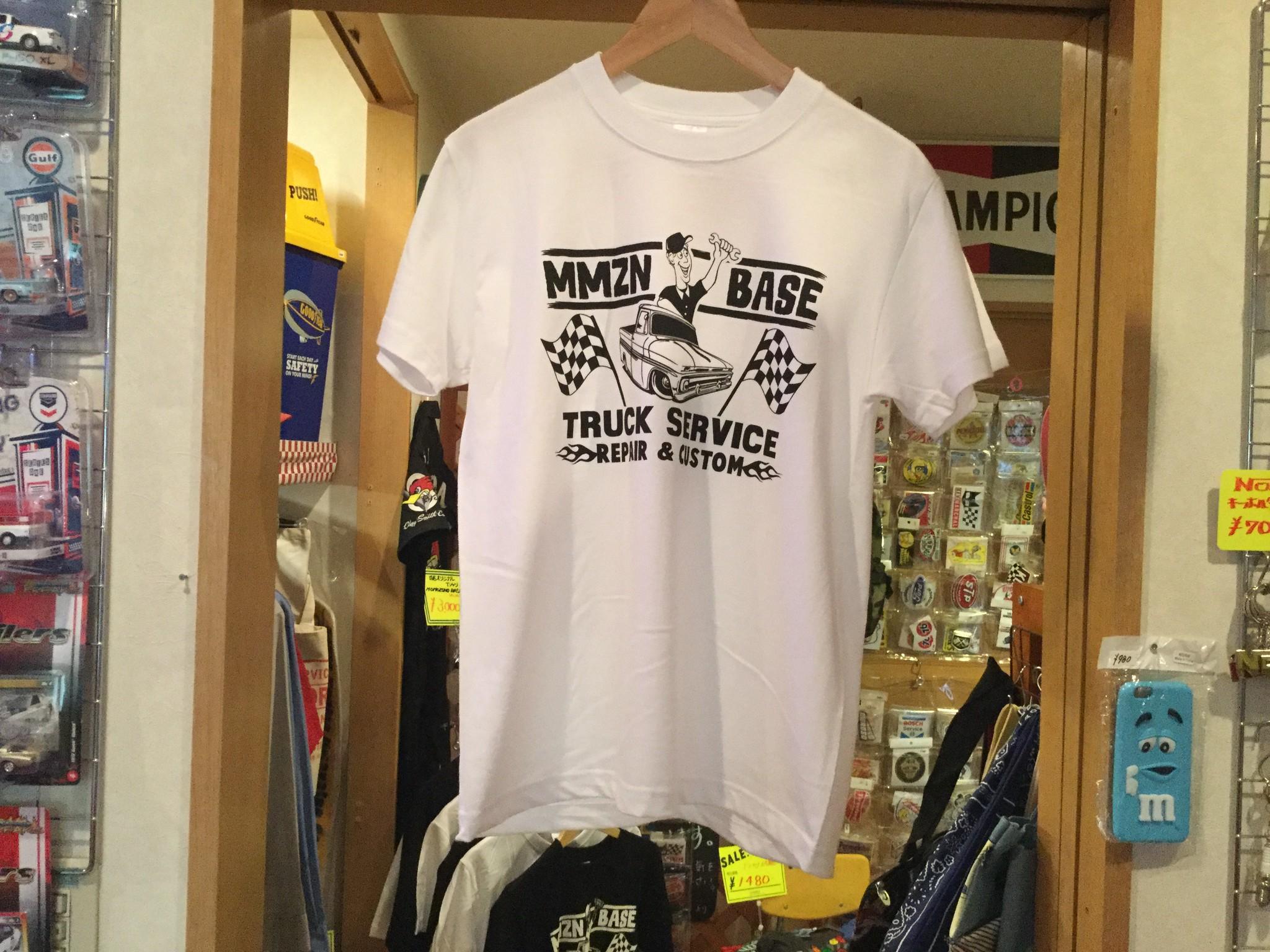 MOMOZONO BASE オリジナルTシャツ 入荷