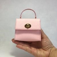 【新ジャンルのお知らせ】ドール用ミニチュアハンドバッグの製作販売